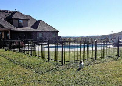 Steel Ornamental Fence